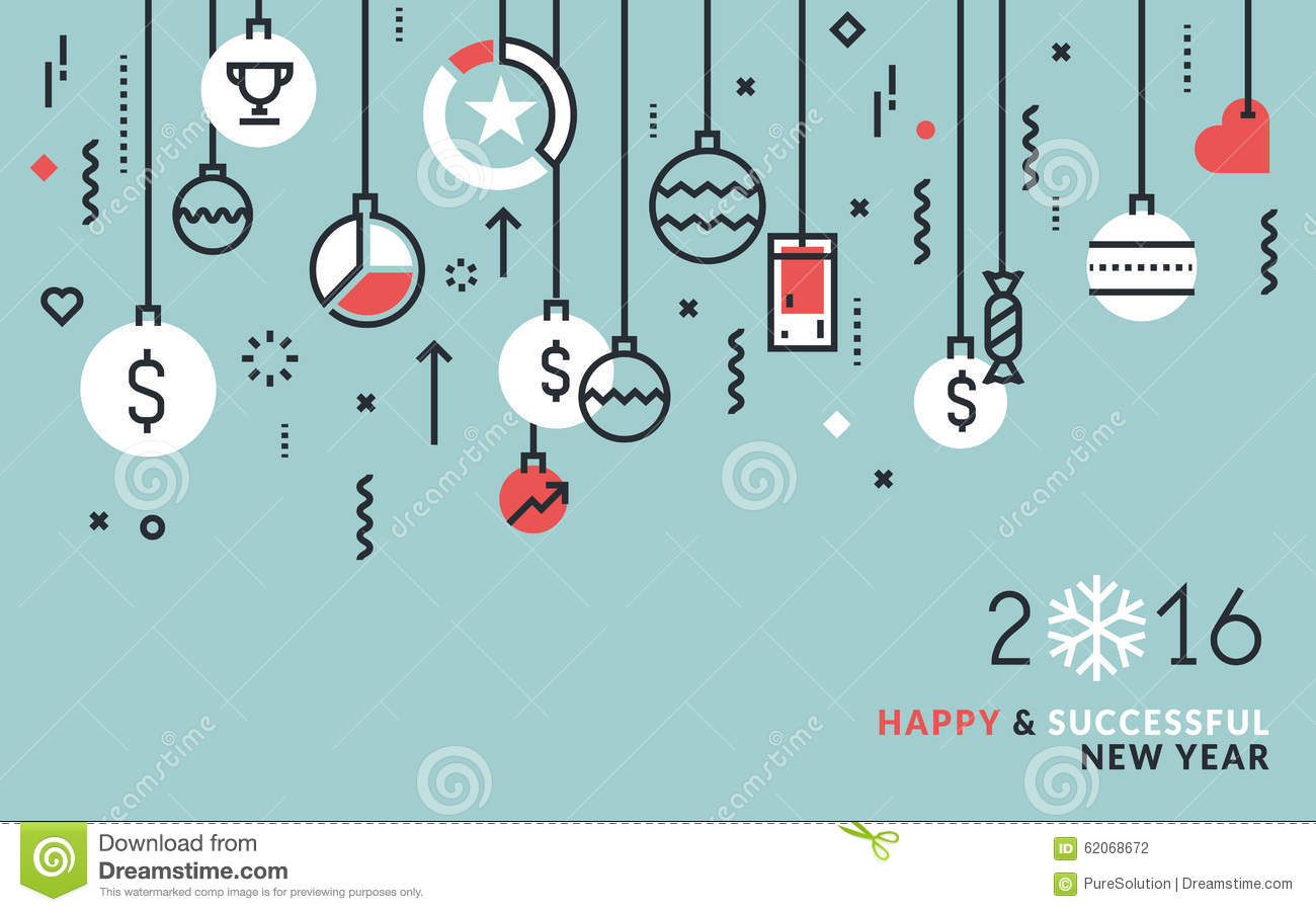 Pretty Business New Year Greeting Cards Gallery - Business Card ...