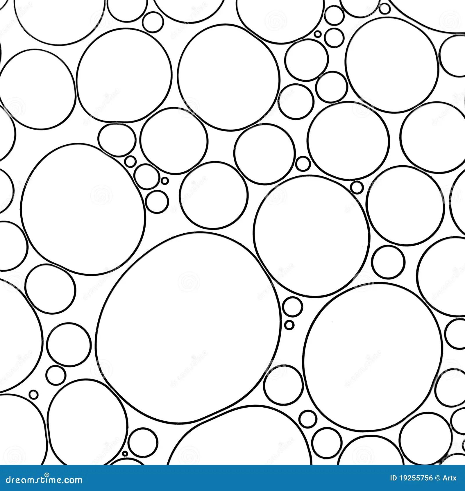 Foam Under Microscope Stock Photo Image Of Triangle