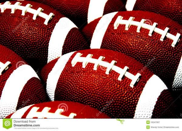 Football pattern stock image. Image of background, sport ...