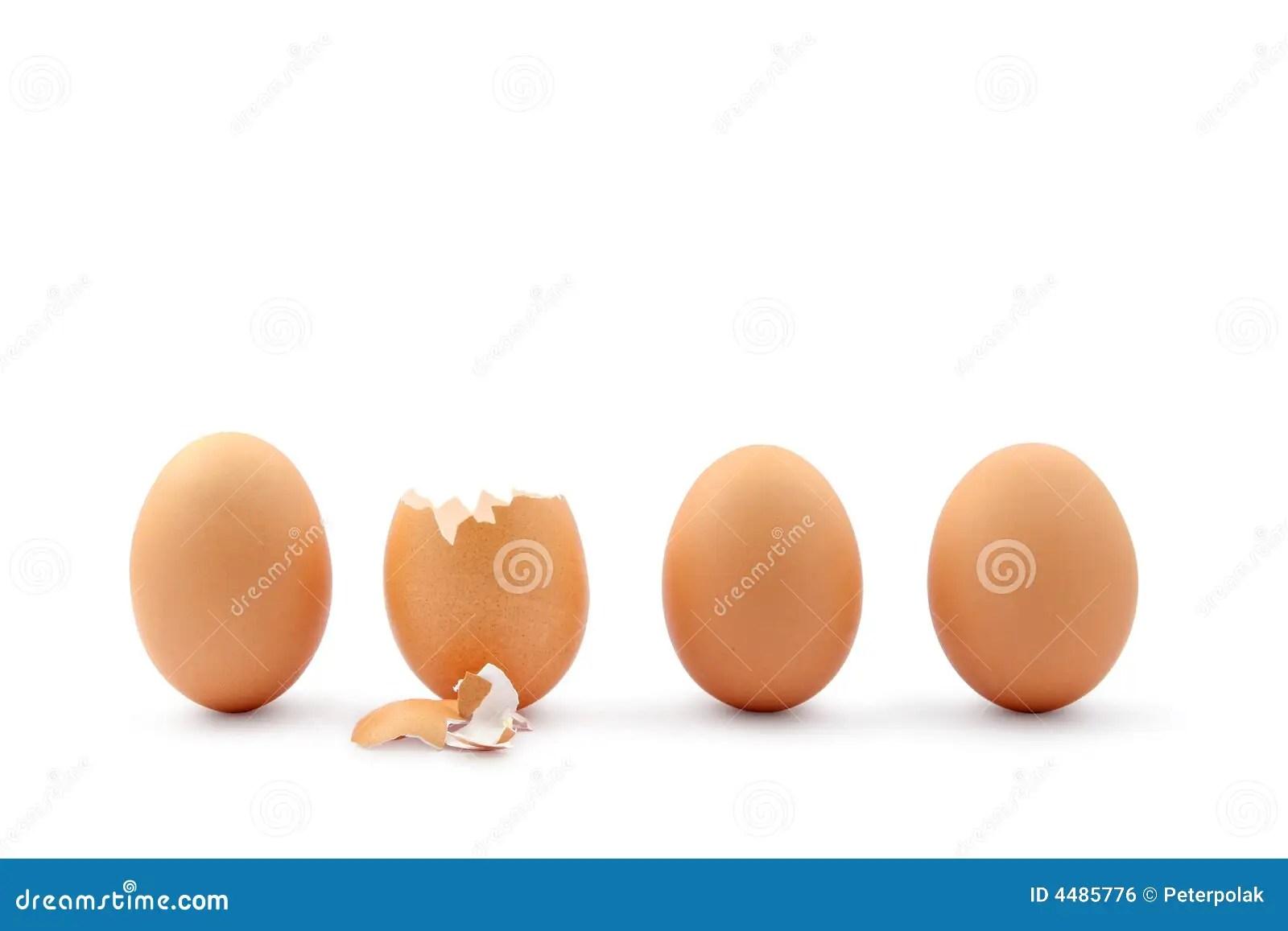 Eat Chicken Raw Eggs