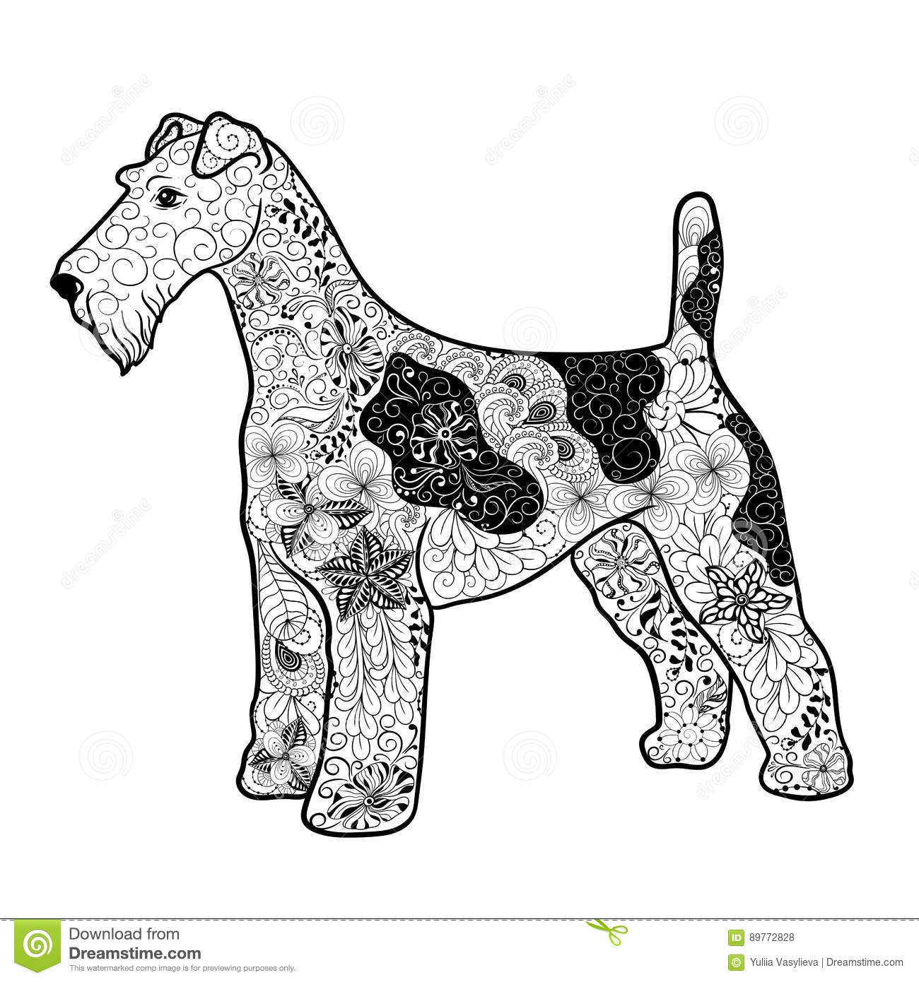 Terrier Cartoons Illustrations Amp Vector Stock Images