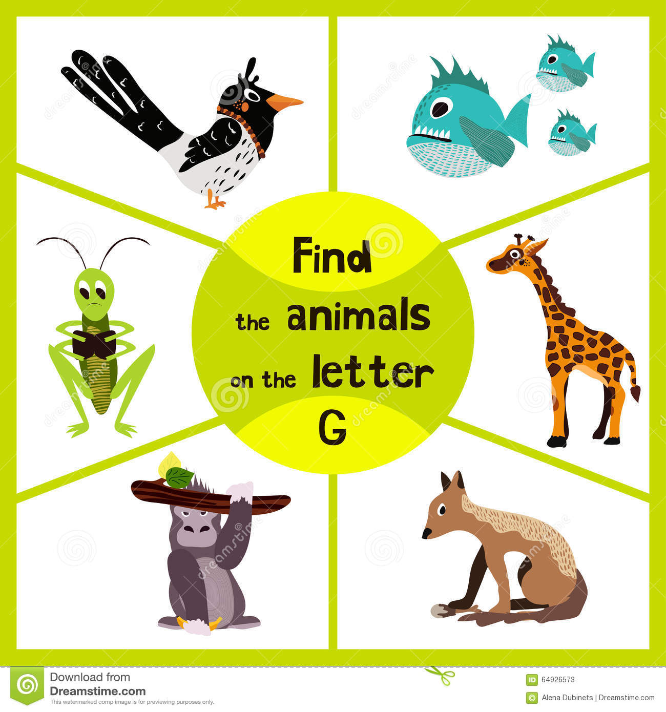 Funny Learning Maze Game Find All 3 Cute Wild Animals