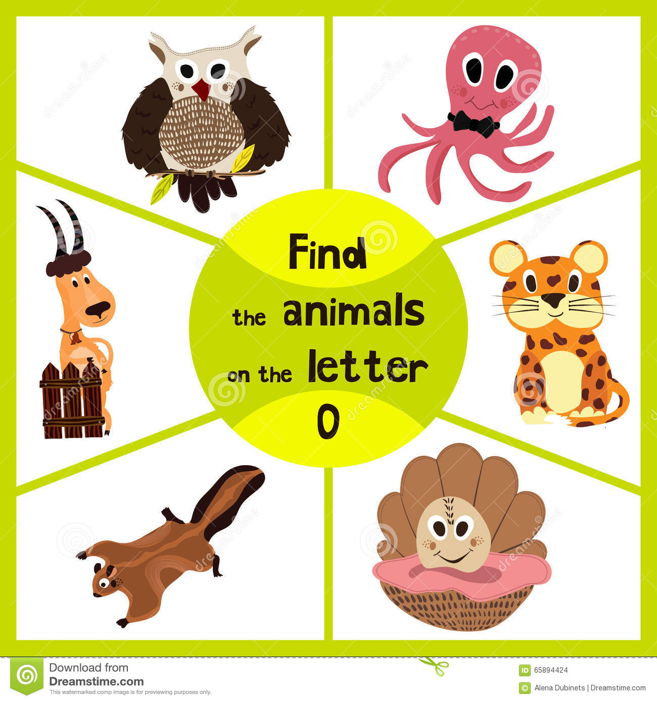 Funny Learning Maze Game Find All 3 Of Cute Wild Animals