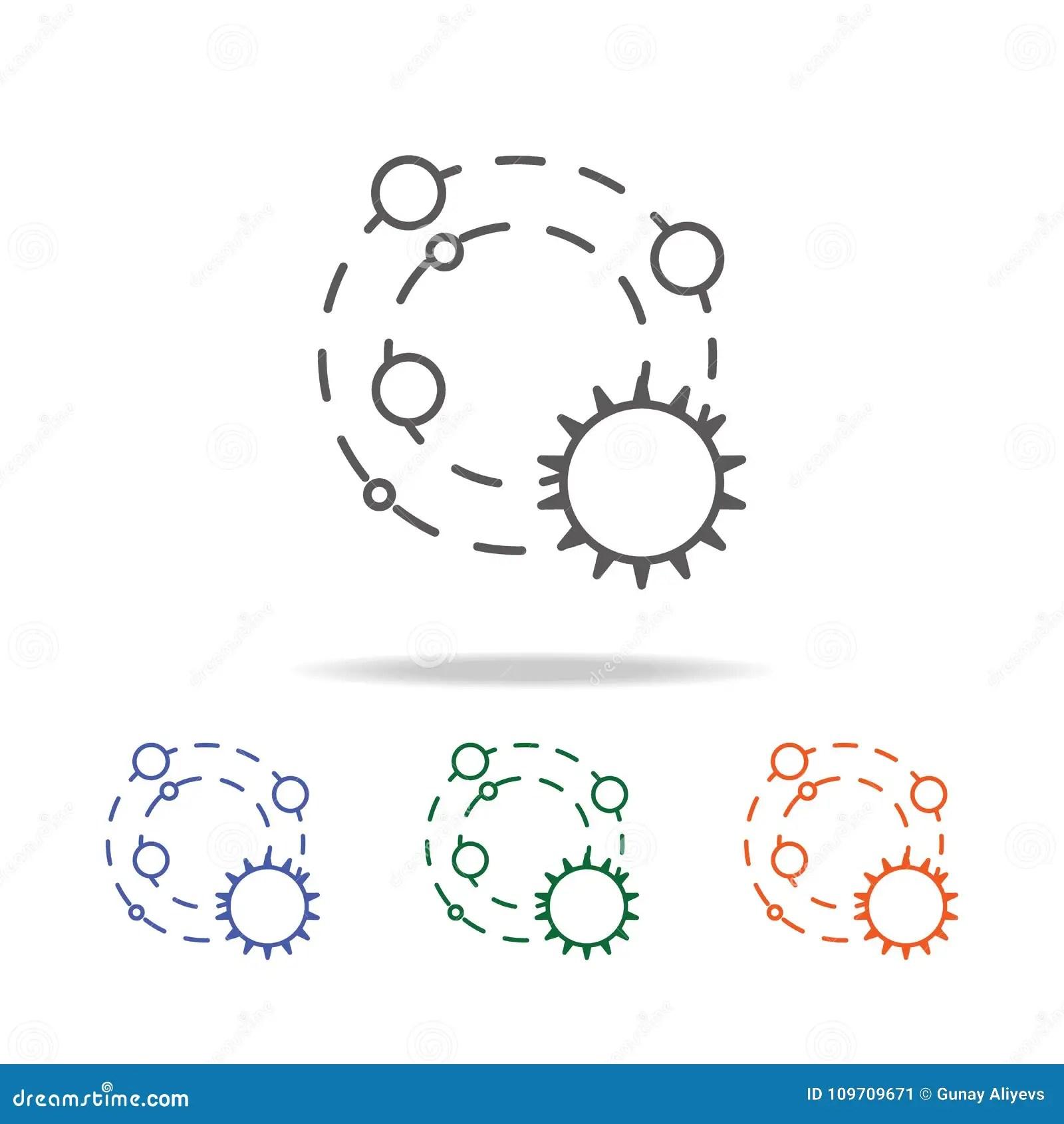 Spiral Development Model Royalty Free Stock Photography