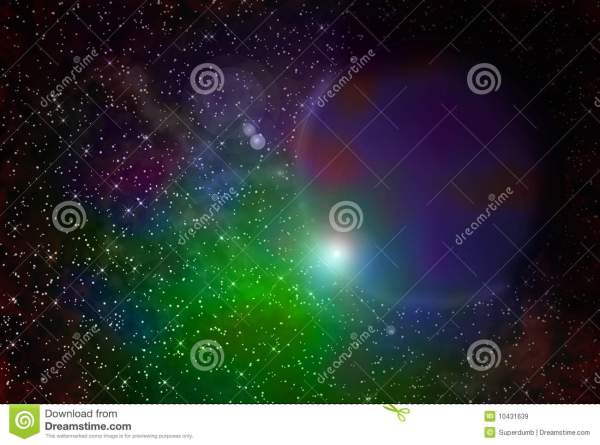 Gaseous Nebulas And Planet Royalty Free Stock Images ...