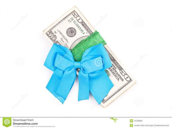 Generous Donation To Charity Royalty-Free Stock Image ...