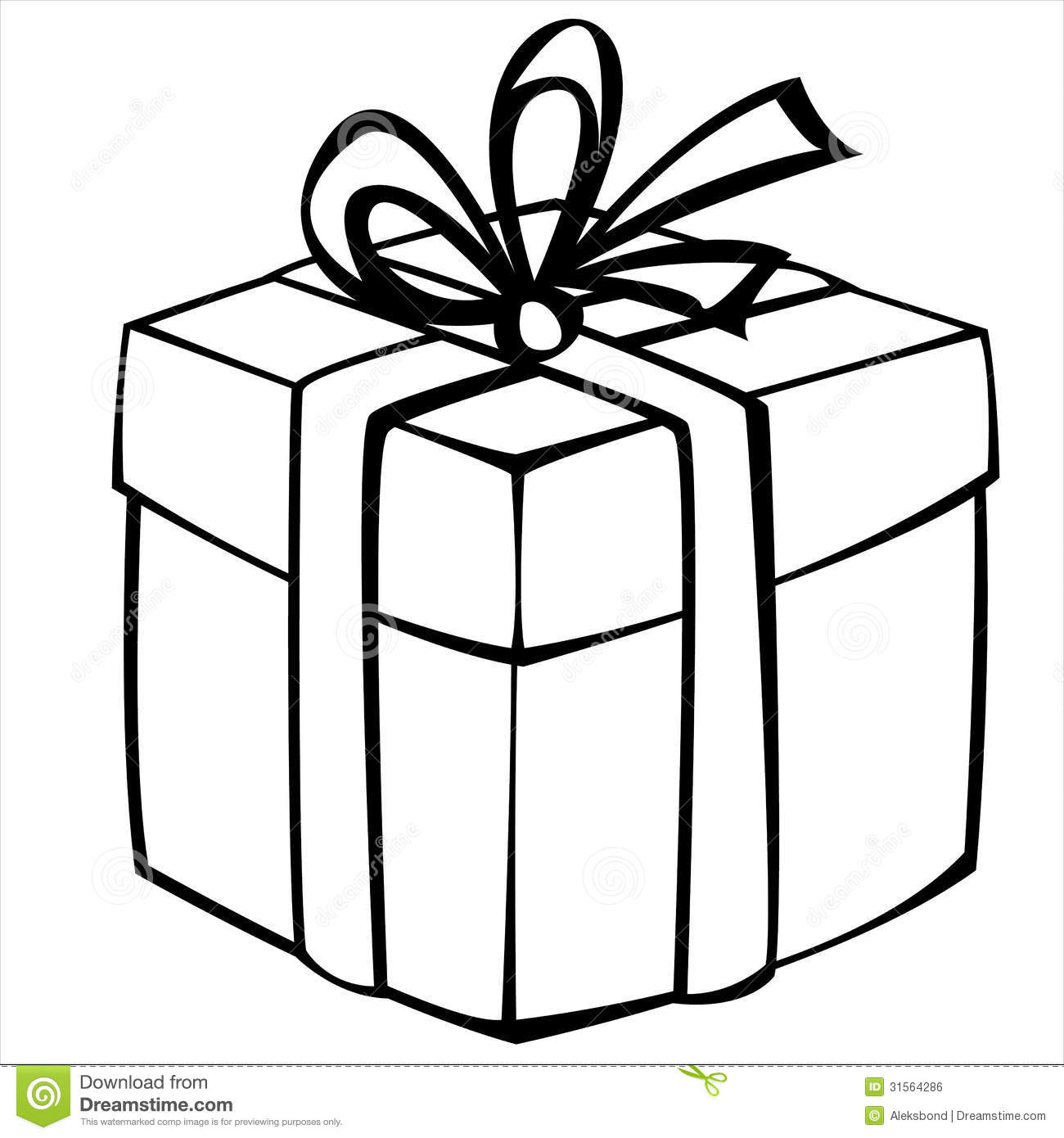 T Box Isolated On White Stock Vector Illustration Of