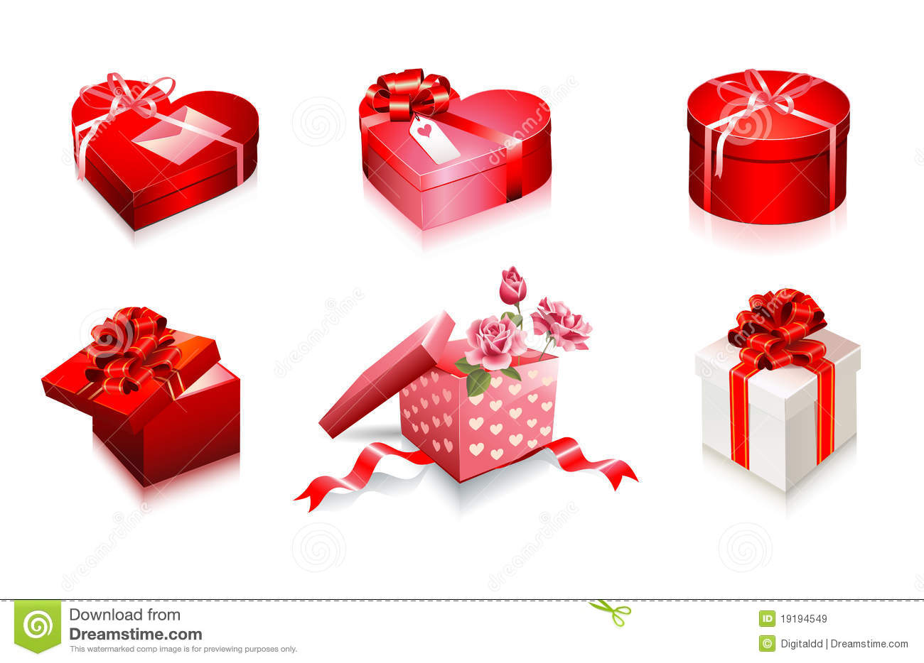 T Boxes Stock Vector Illustration Of Card Glossy