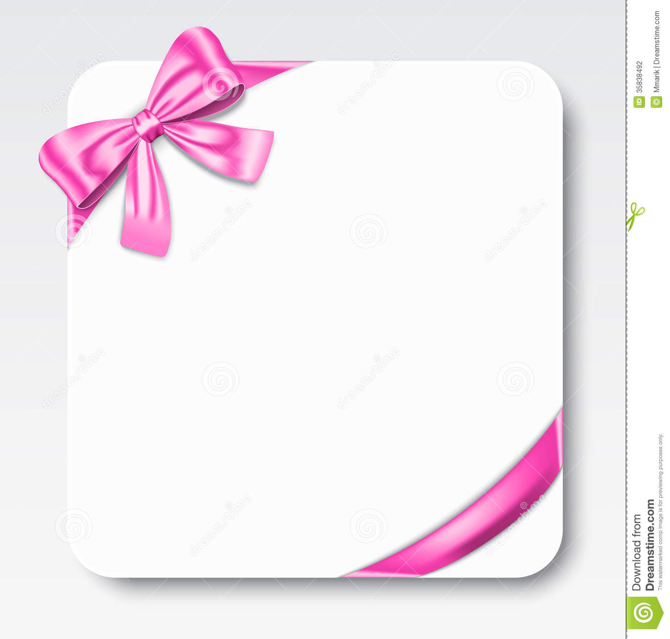 Gift Card Stock Photography Image 35838492