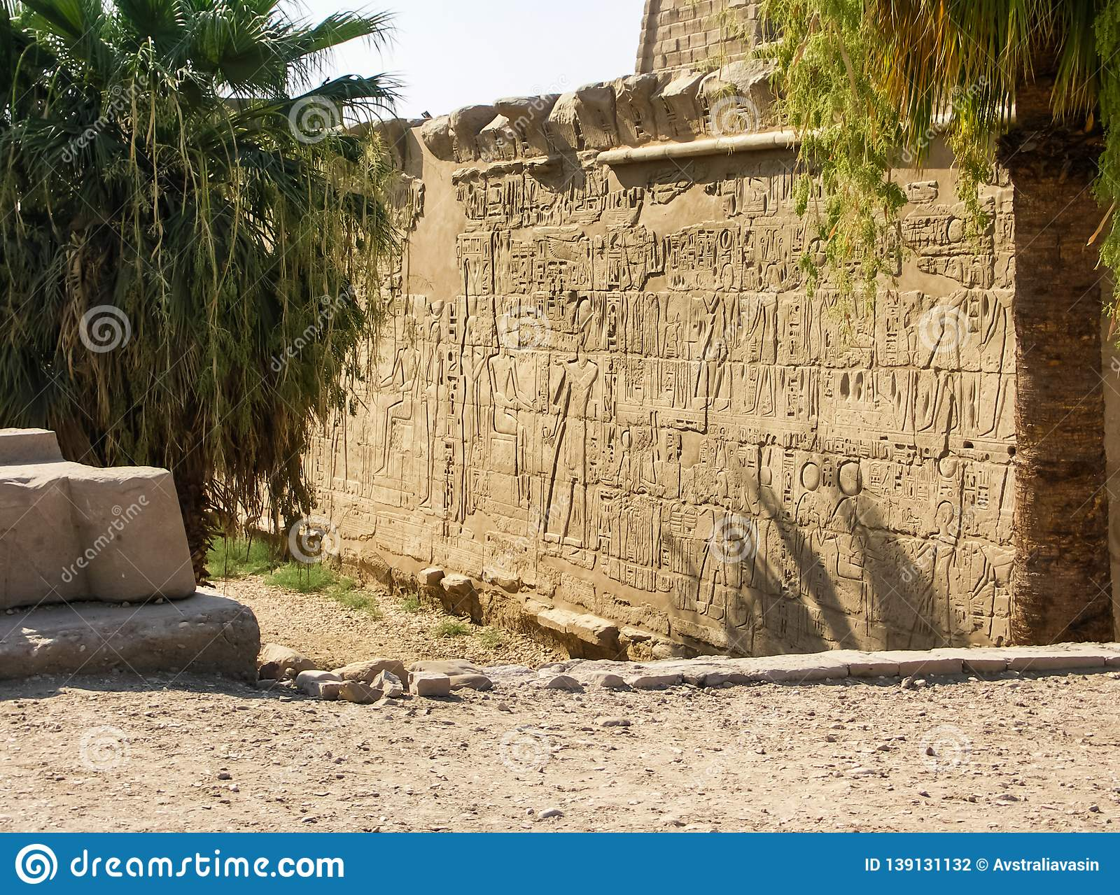 Architectural Heritage Of Ancient Egyptian Civilization