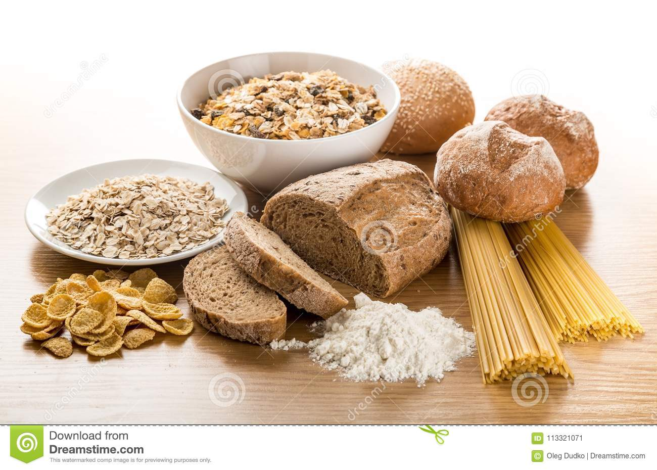 Grain Food Group Stock Image Image Of Path Image