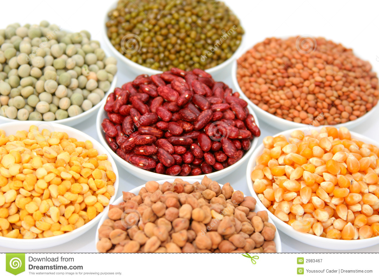 Grains Stock Image Image Of Agricultural Arrangement