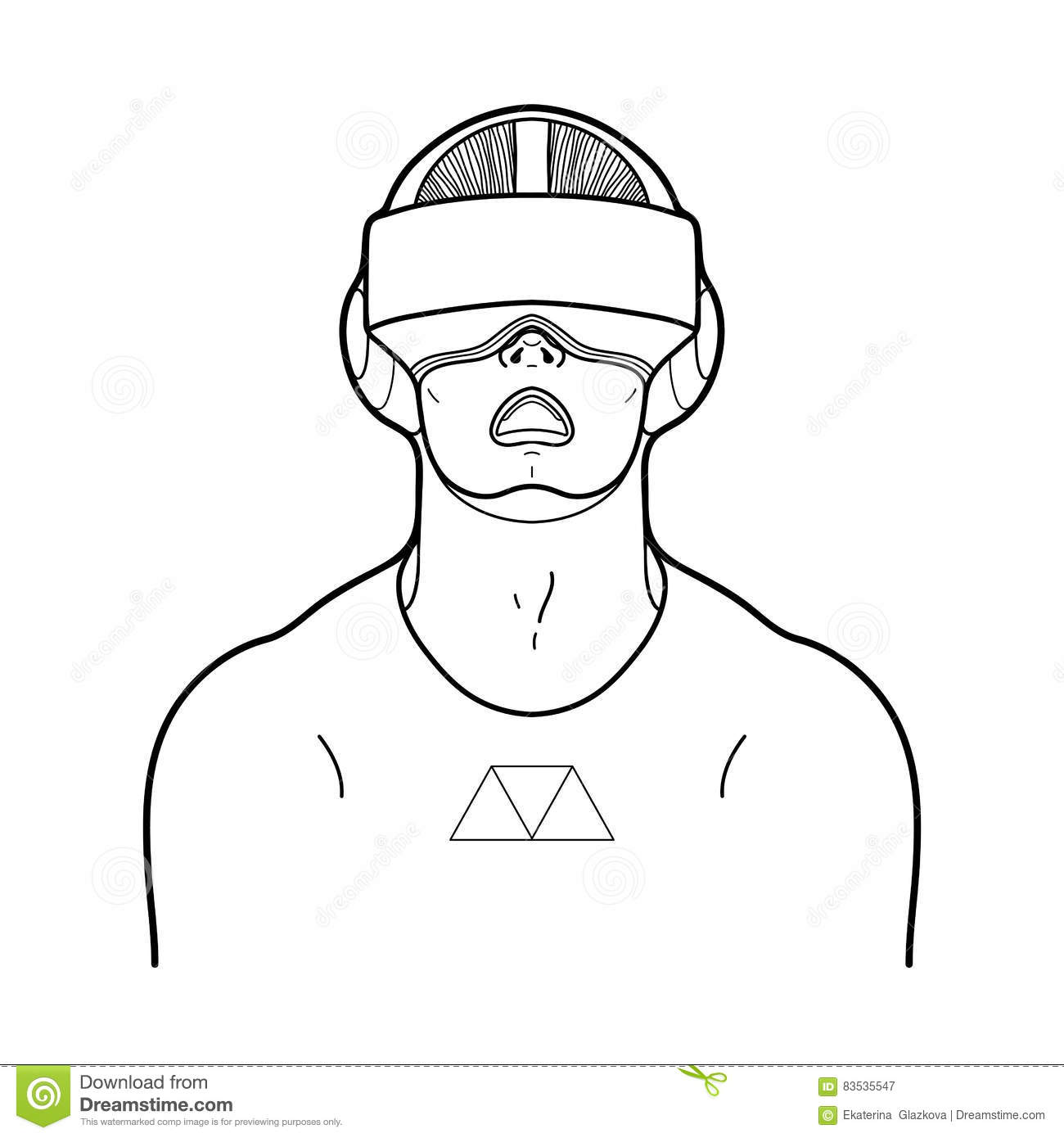 Hololens Cartoons Illustrations Amp Vector Stock Images