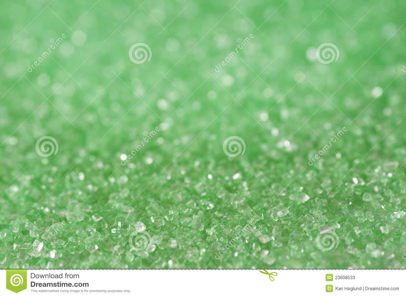 Green Sugar Sparkle Background Stock Photos Image 23608533