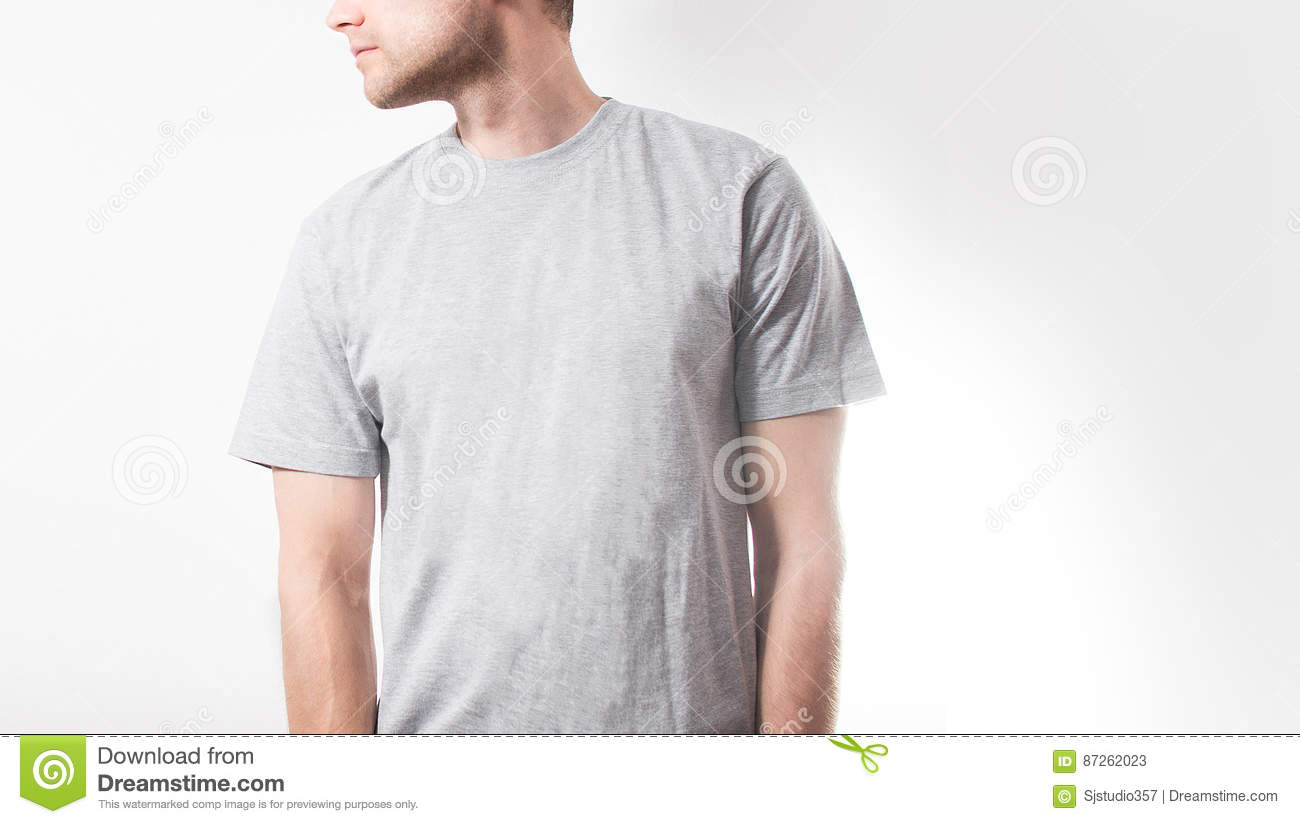 Front And Back Blank T Shirt Template Illustrator