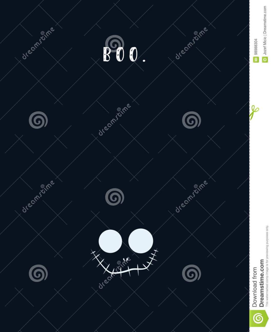 Scary Halloween Eyes Template | Cartooncreative.co
