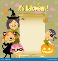 halloween background for kids