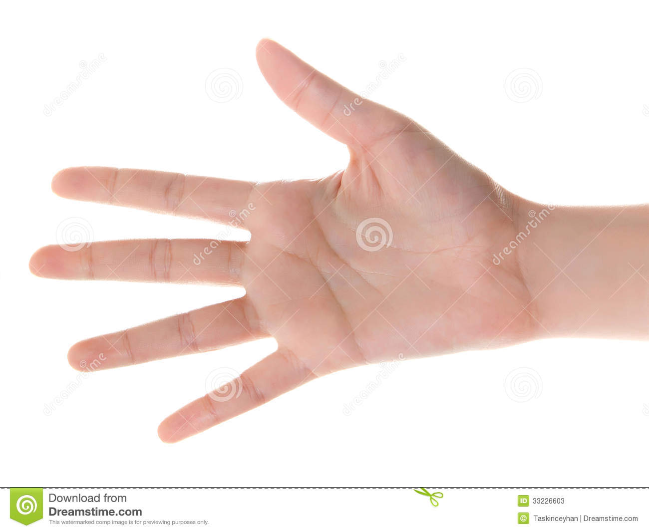 Hand Counting Five Stock Image Image Of Lighting
