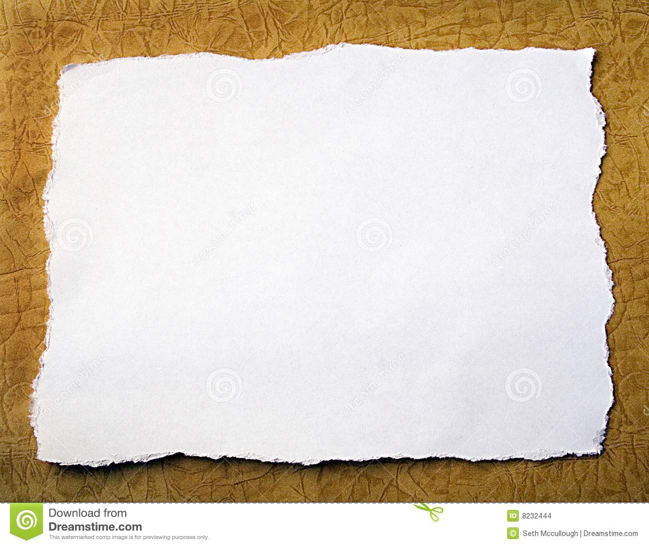 Handmade Paper Background Stock Images Image 8232444
