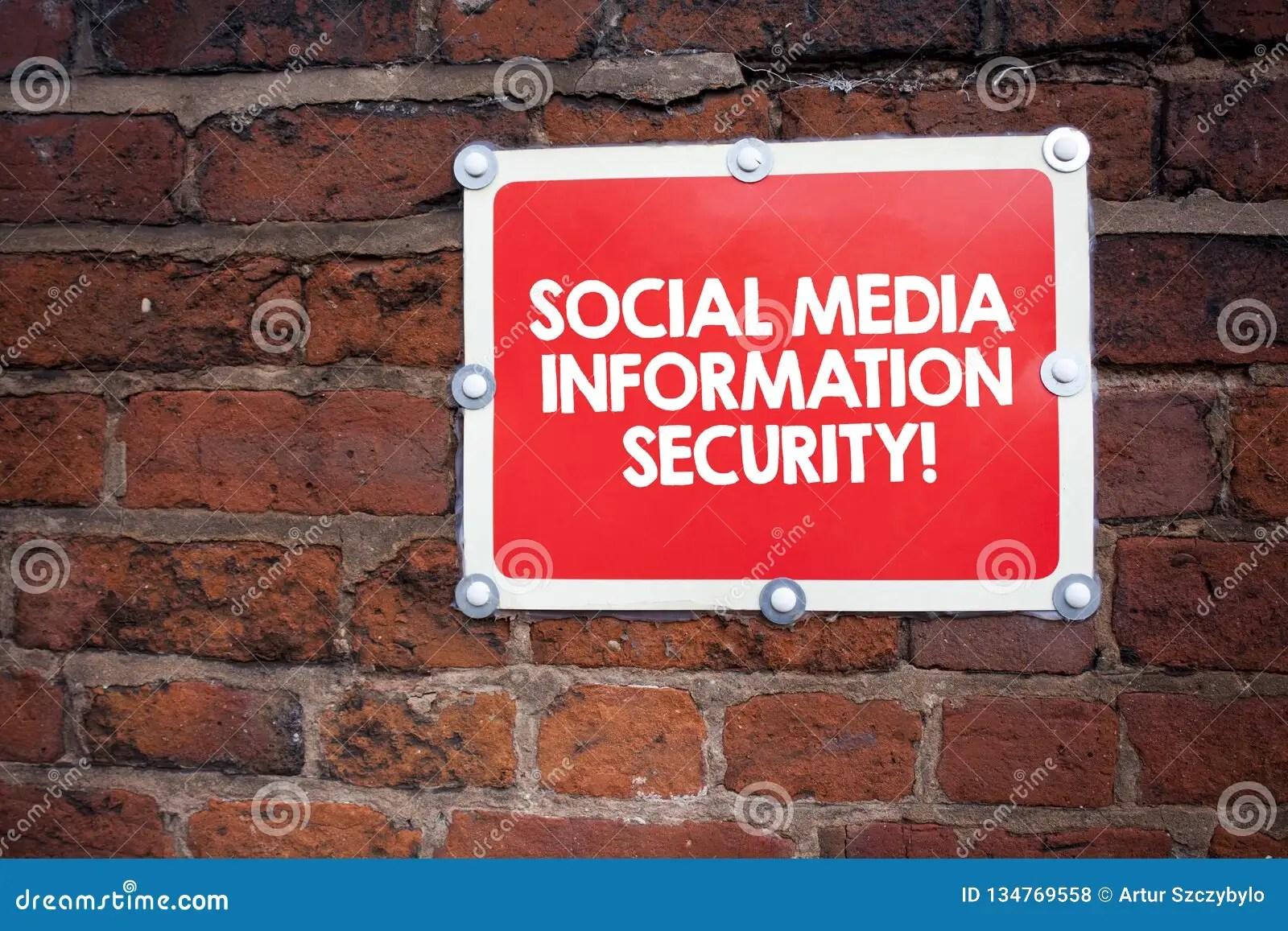 Handwriting Text Writing Social Media Information Security