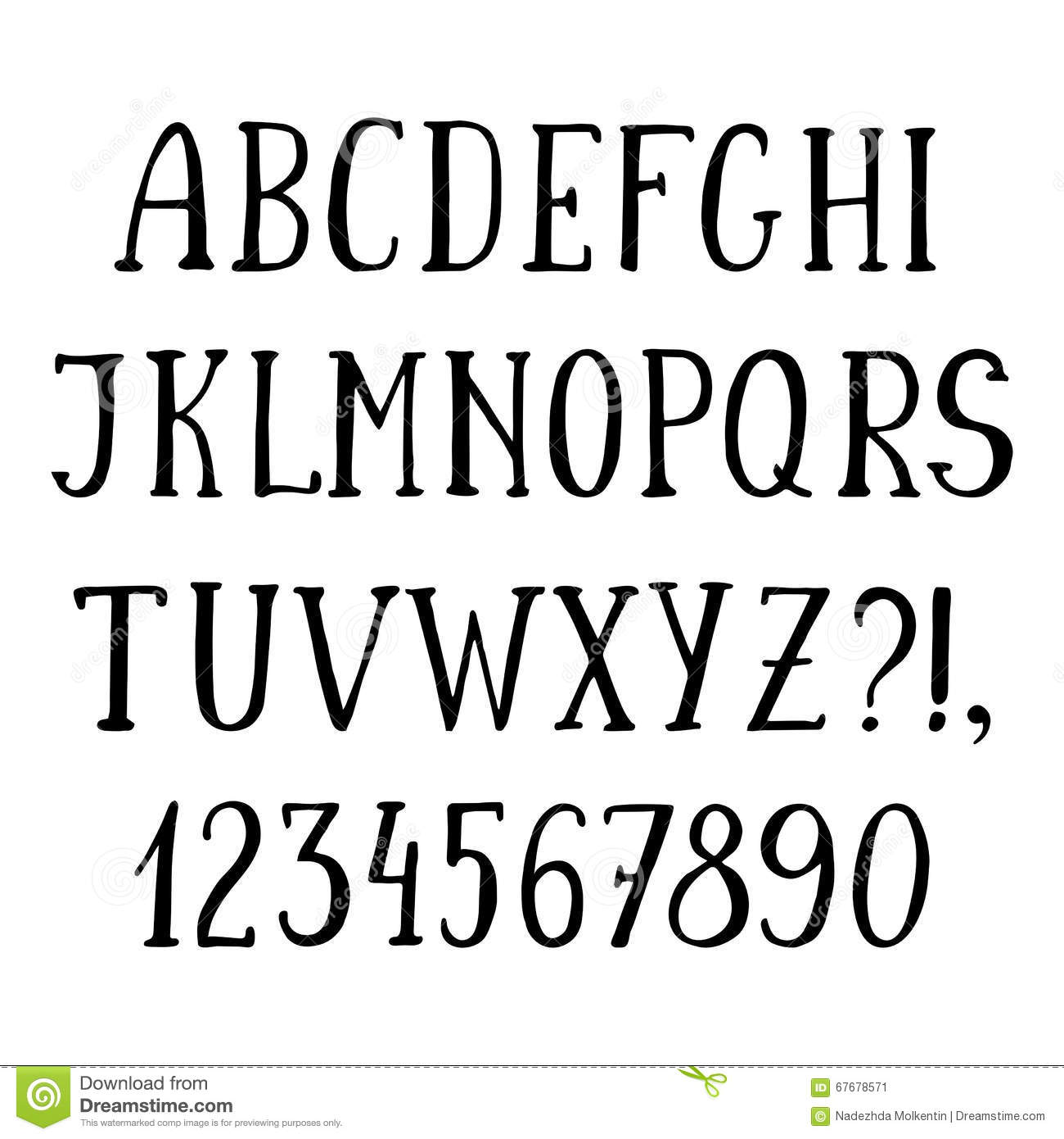 Font Style English Alphabets W Images