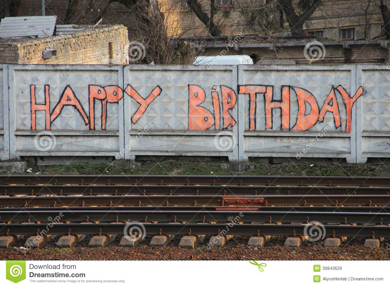 Happy Birthday Royalty Free Stock Images Image 30843629