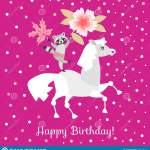 Happy Birthday Horse Stock Illustrations 6 416 Happy Birthday Horse Stock Illustrations Vectors Clipart Dreamstime