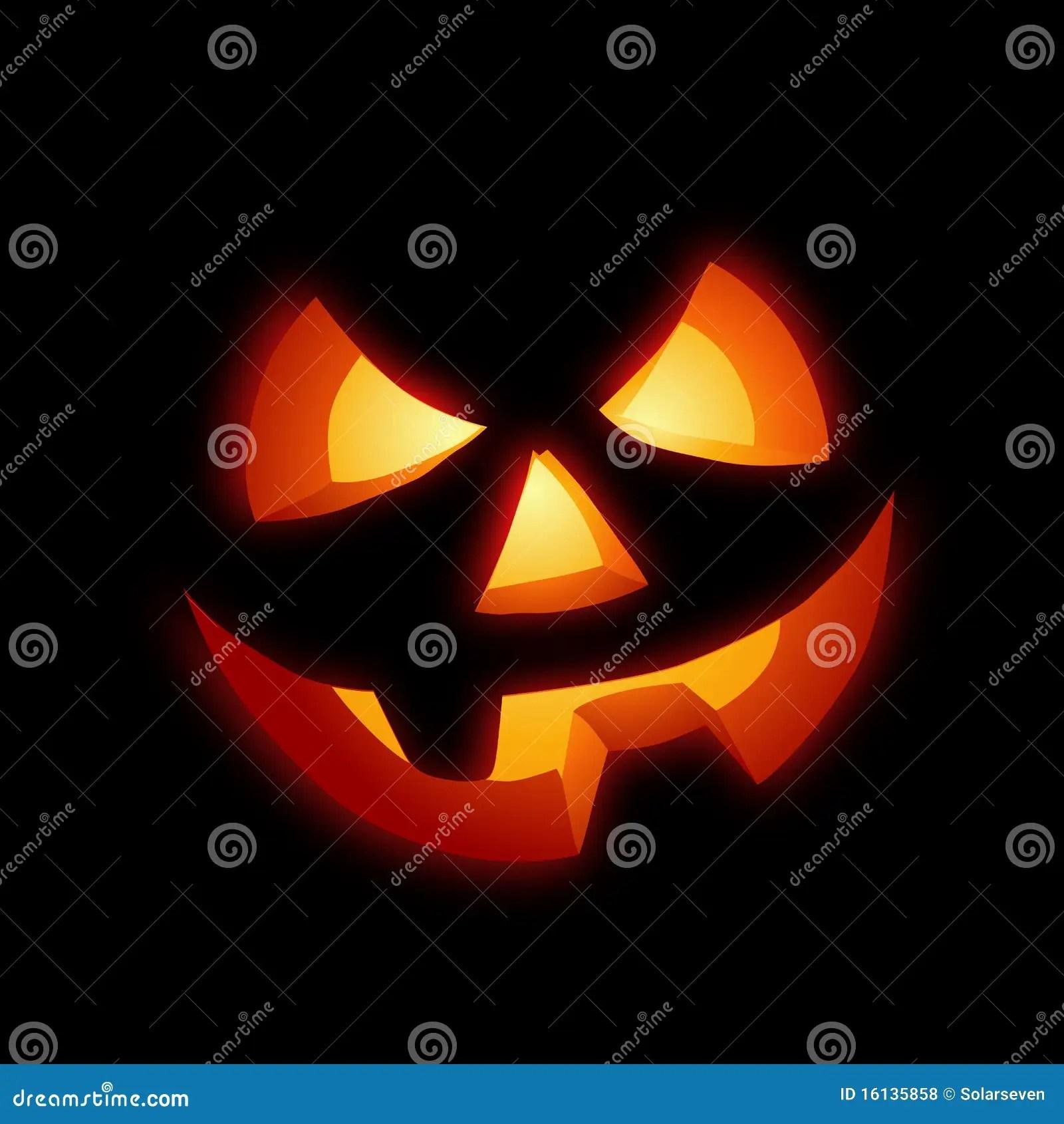 Happy Halloween Pumpkin Royalty Free Stock Photos
