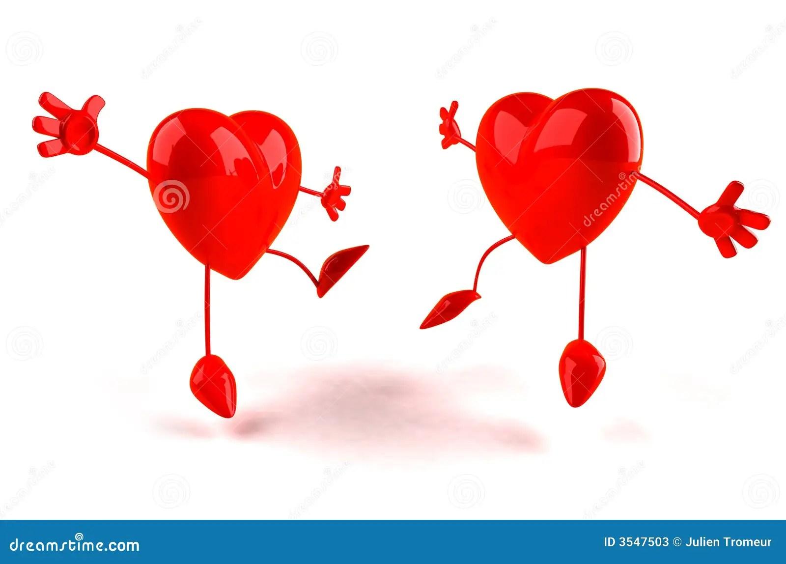 Happy Hearts Stock Photos Image 3547503