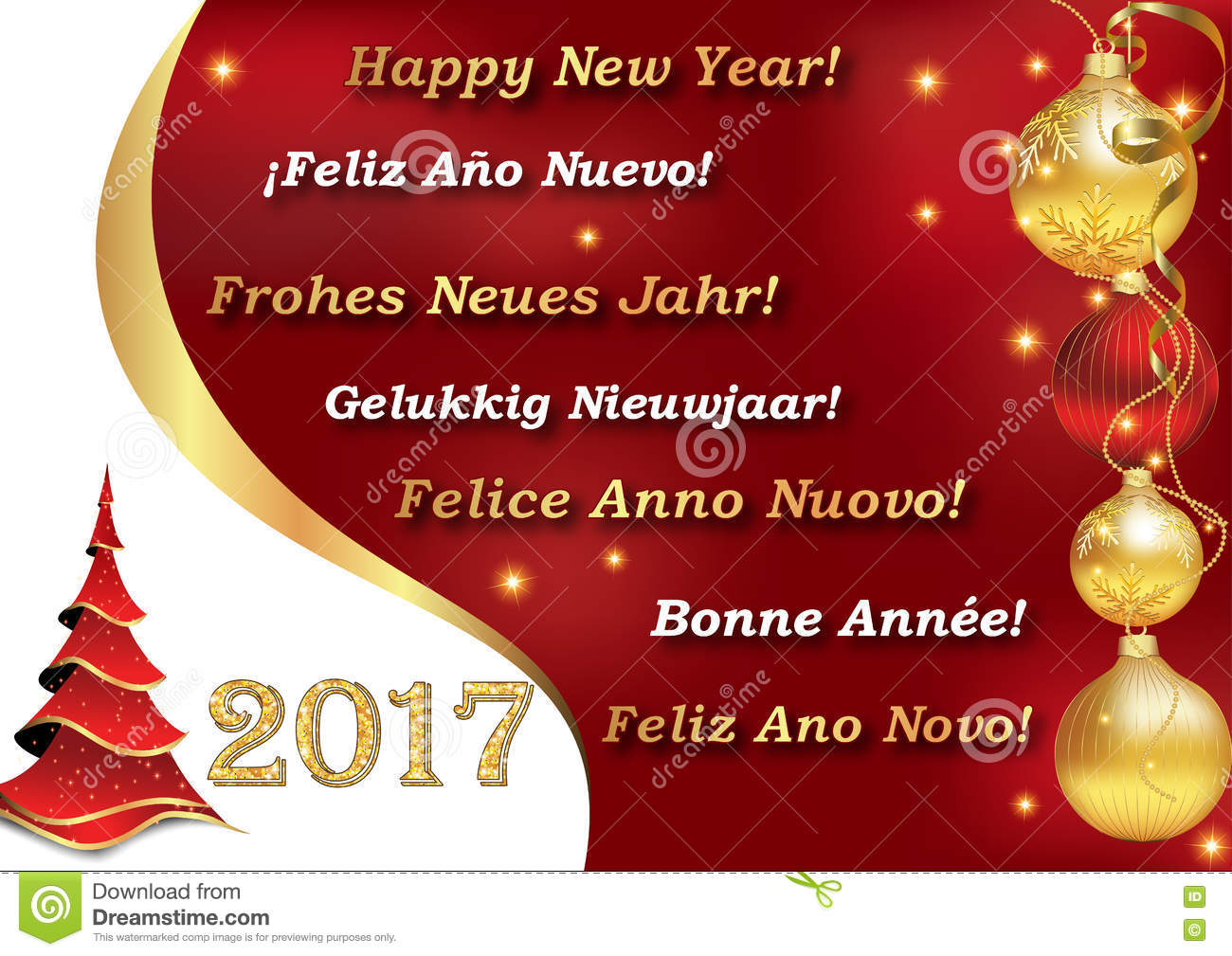 Christmas And New Year Greeting Card Messages Image Collections