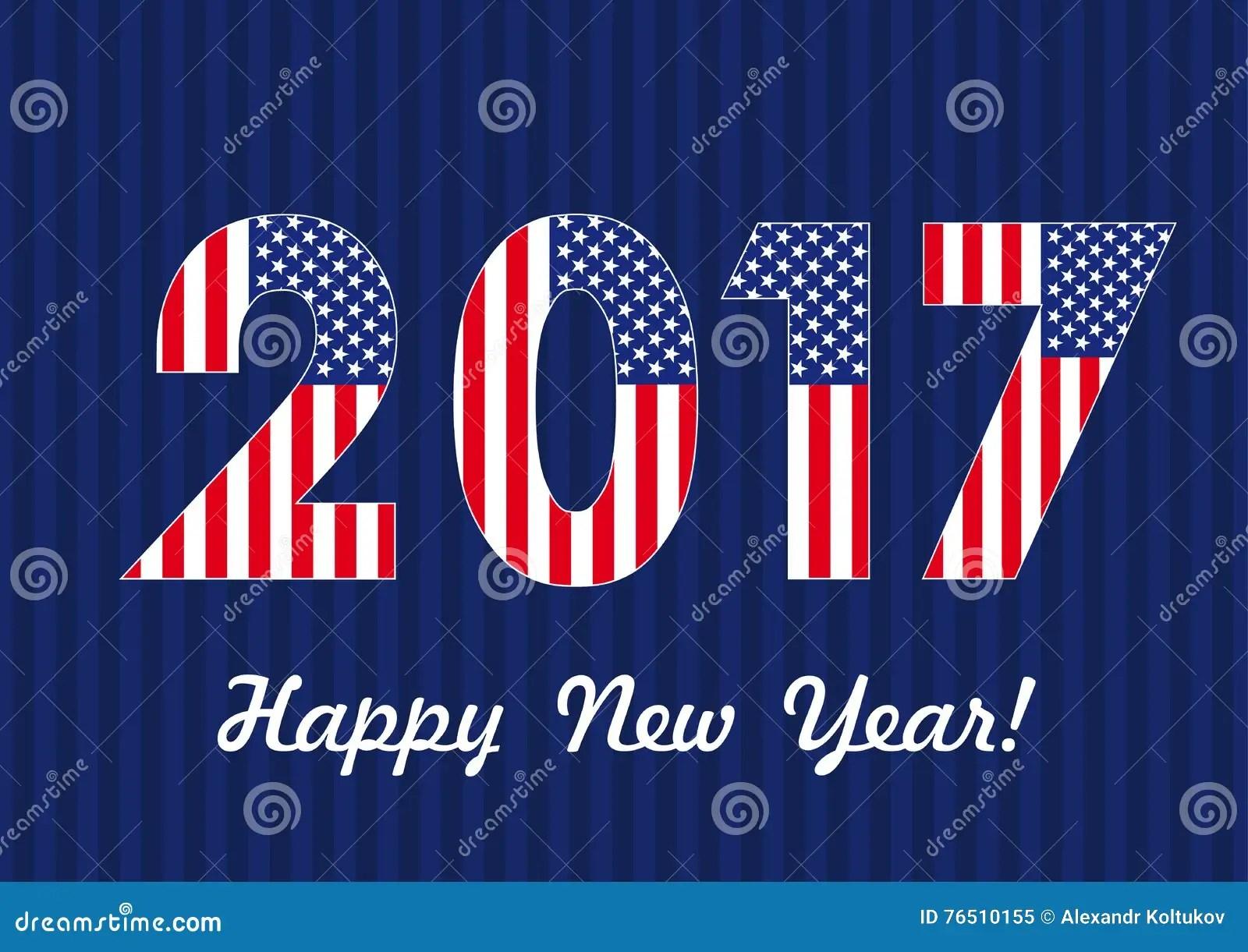 usa happy new year