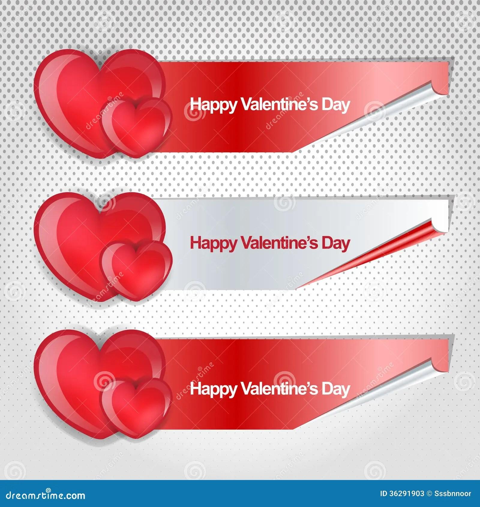Rose Stylish Vertical Banner Cartoon Vector