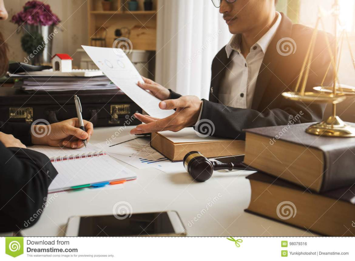 The Hard Work Of An Asian Lawyer In A Lawyer Office Stock Photo Image Of Giving Accounting
