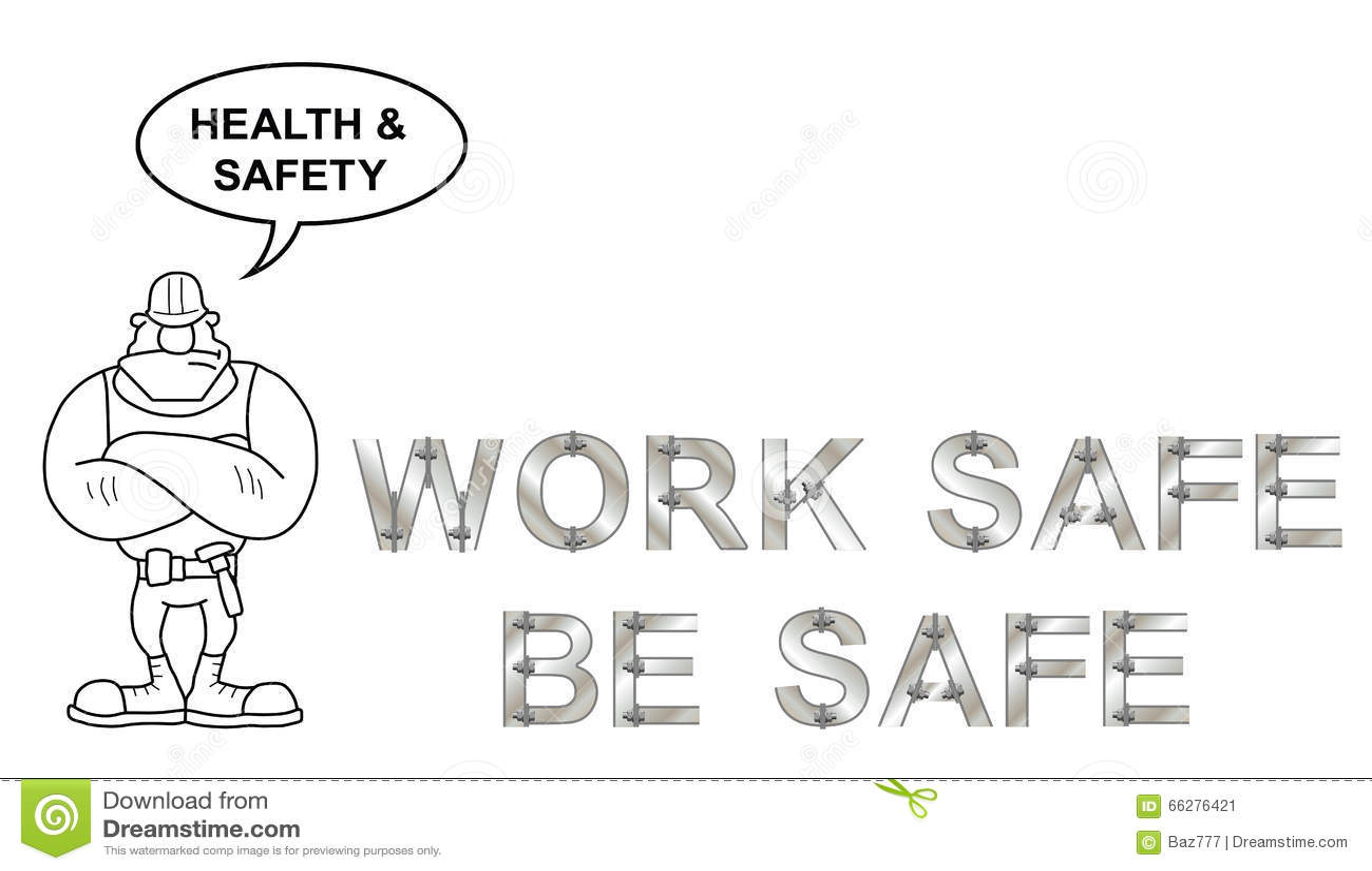 Is It Safe Cartoon