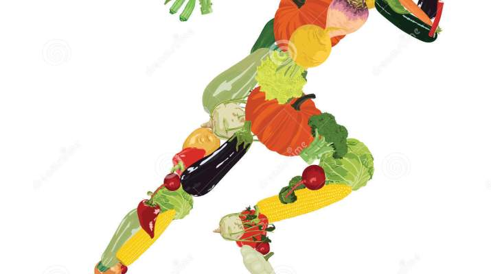 Healthy Lifestyle Stock Illustration Illustration Of Co
