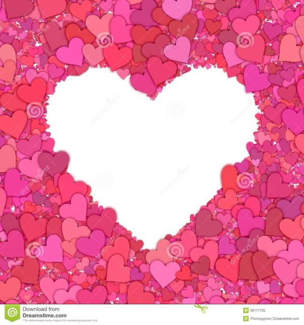 Heart Collage Royalty Free Stock Photo Image 36111705