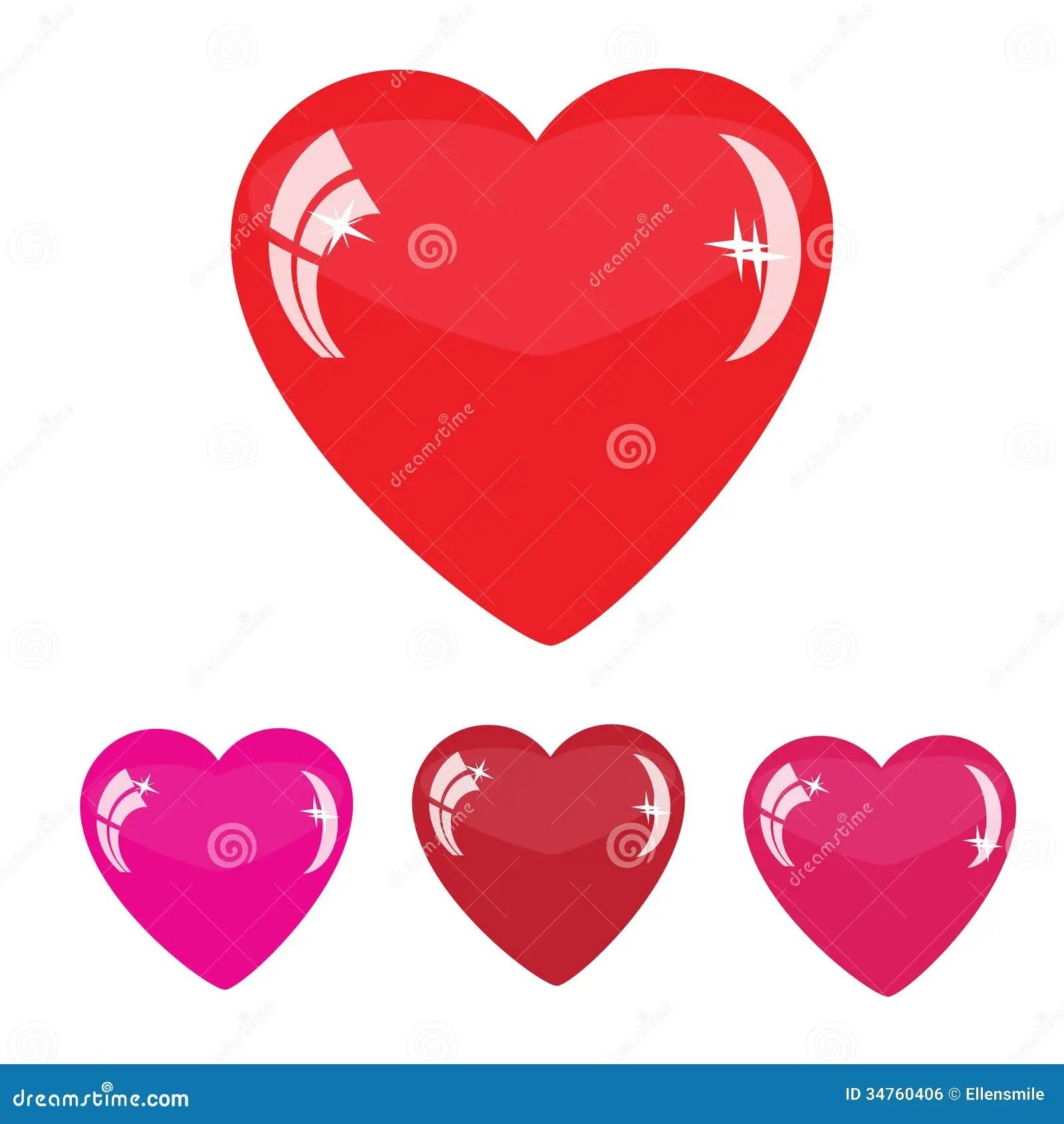 Heart Shapes Stock Illustration Illustration Of Holidays