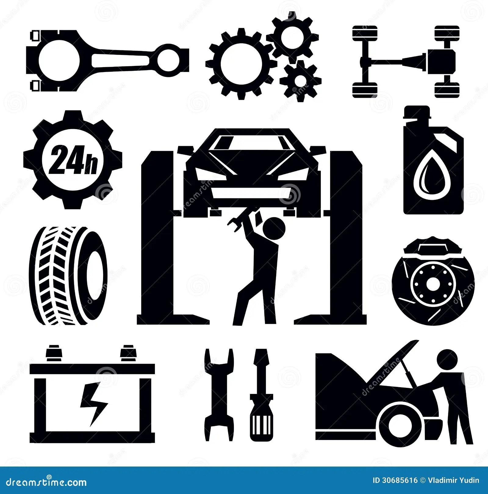 Organogram Automotive Workshop