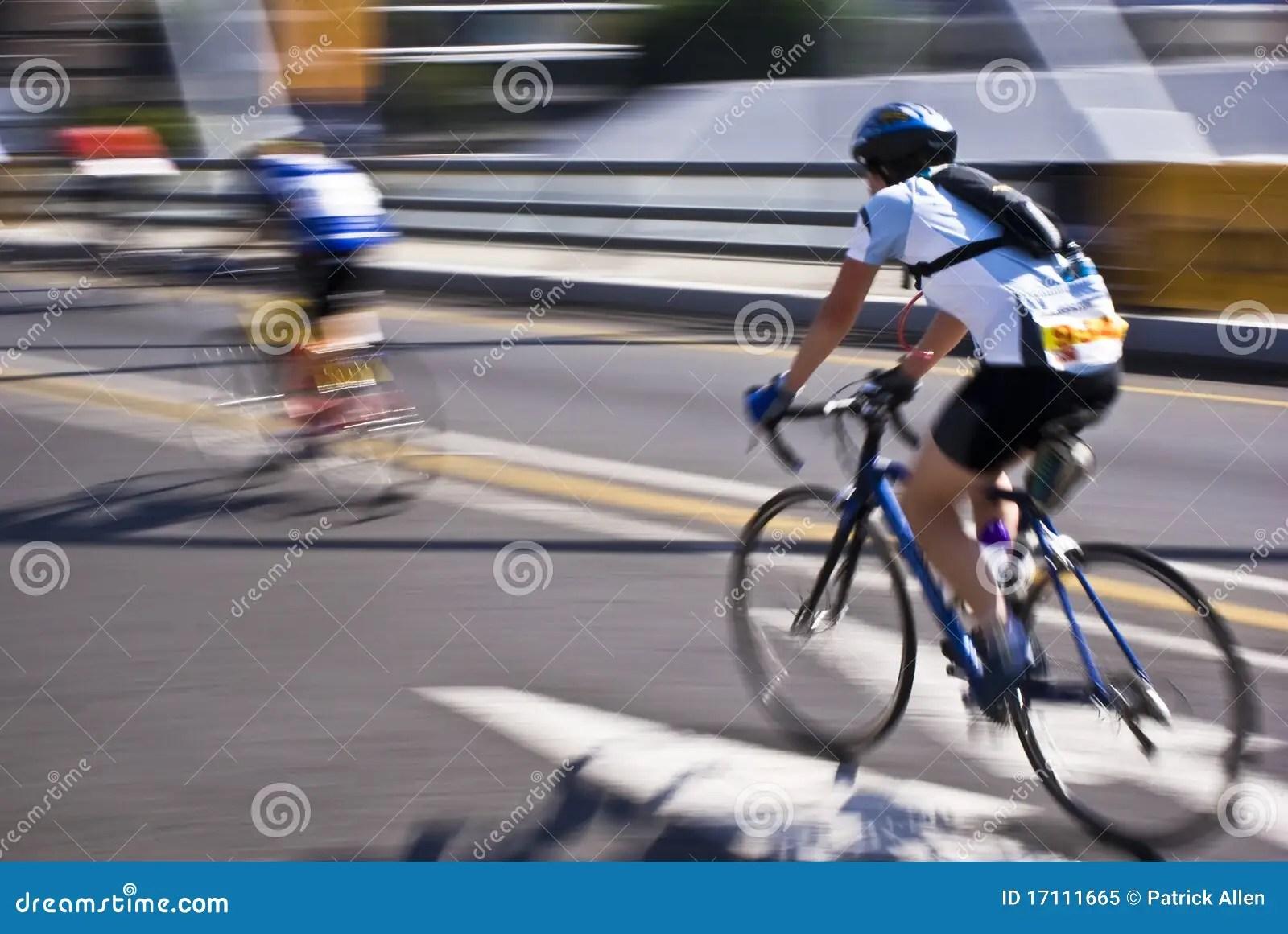 Het Ras Van De Cyclus Van