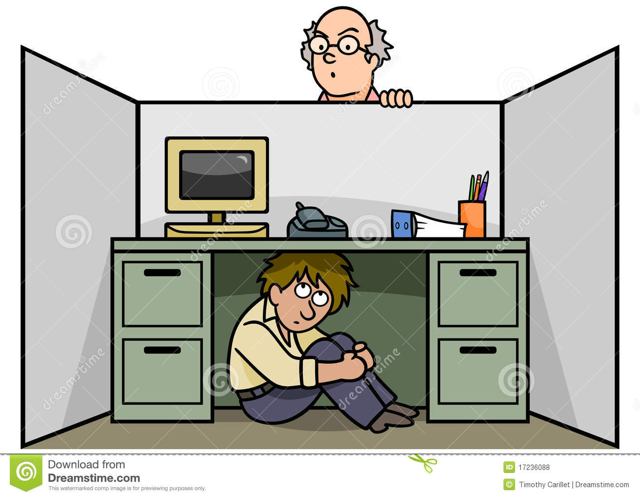 Girl Hiding Under Bed Clip Art Cliparts