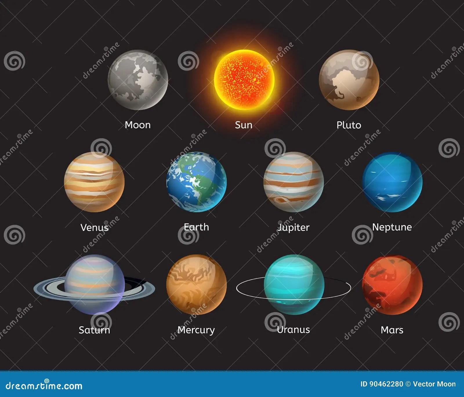 High Quality Solar System Planet Galaxy Astronomy Earth