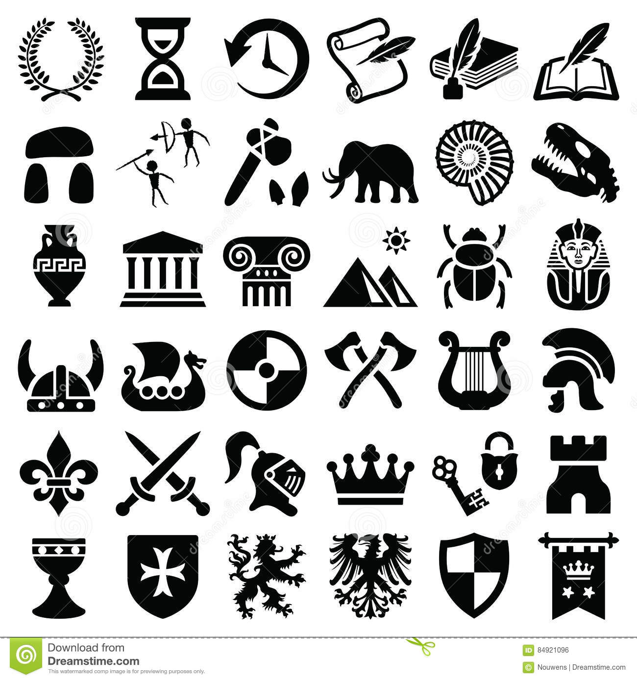 History Cartoons Illustrations Amp Vector Stock Images