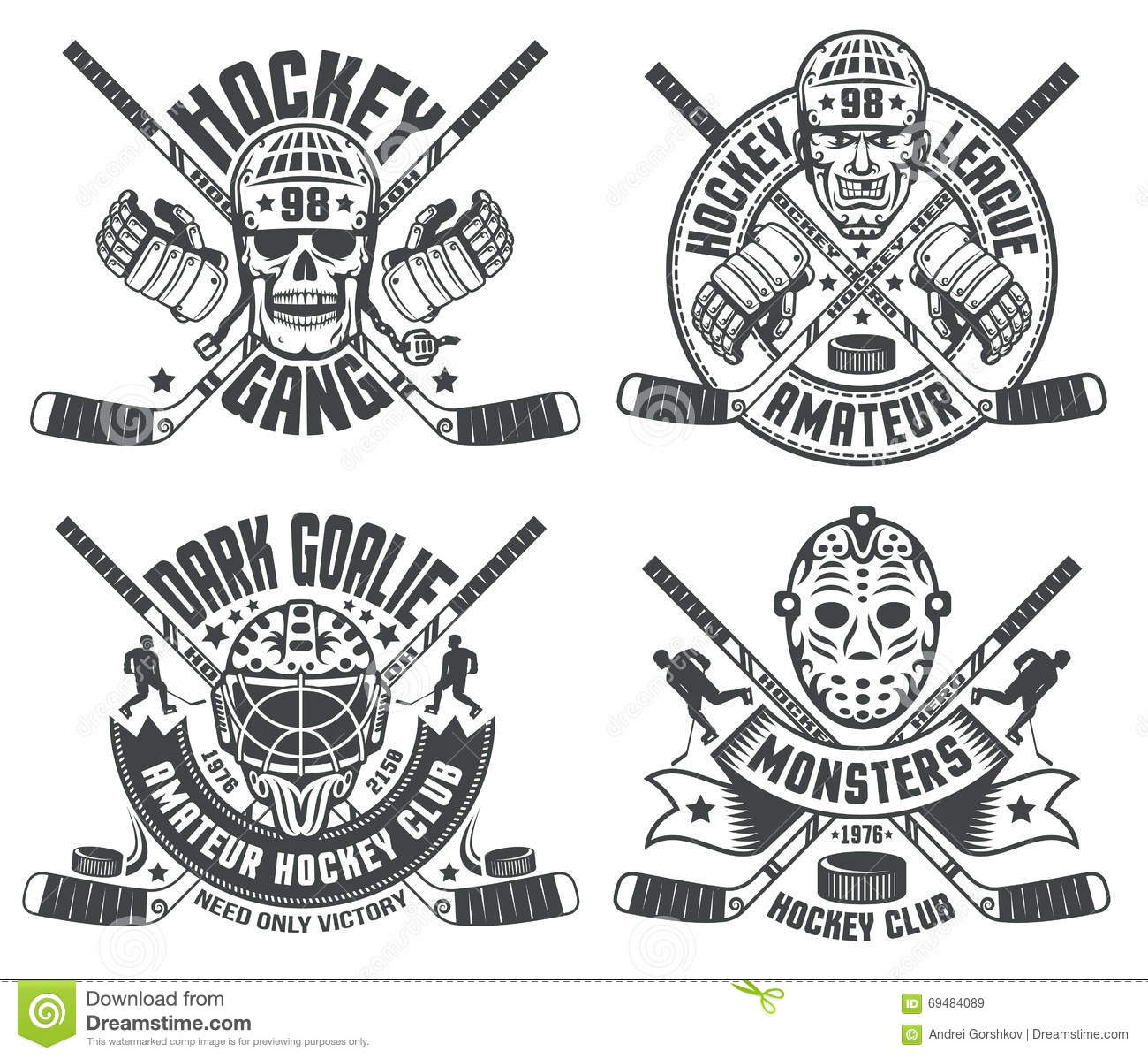 Goalie Cartoons Illustrations Amp Vector Stock Images