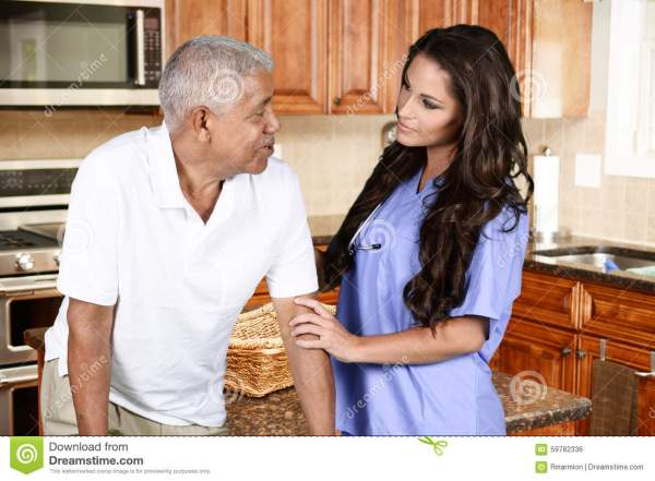 Home Health Care stock photo. Image of clinic, medical ...