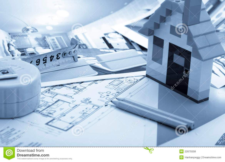 Home Improvement Plan Royalty Free Stock Photos Image 22675558