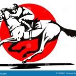 Horse Racing Stock Illustrations 6 579 Horse Racing Stock Illustrations Vectors Clipart Dreamstime