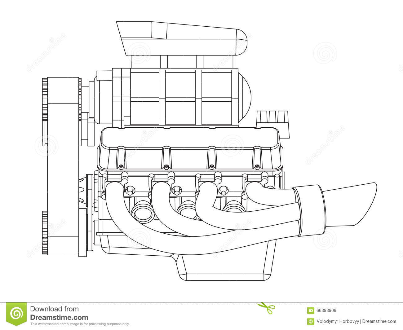 Engine Block Schematics