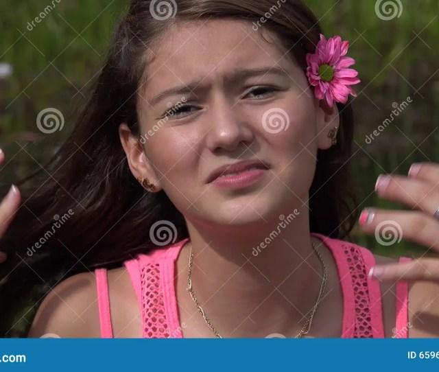 Hot Teen Girl On Summer Day Stock Video Video Of Sixteen Seventeen 65968445