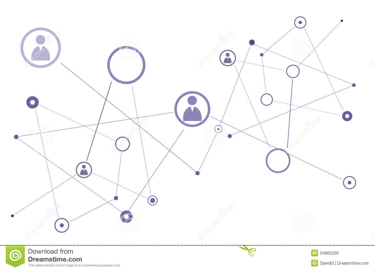 Human Connection Royalty Free Stock Images