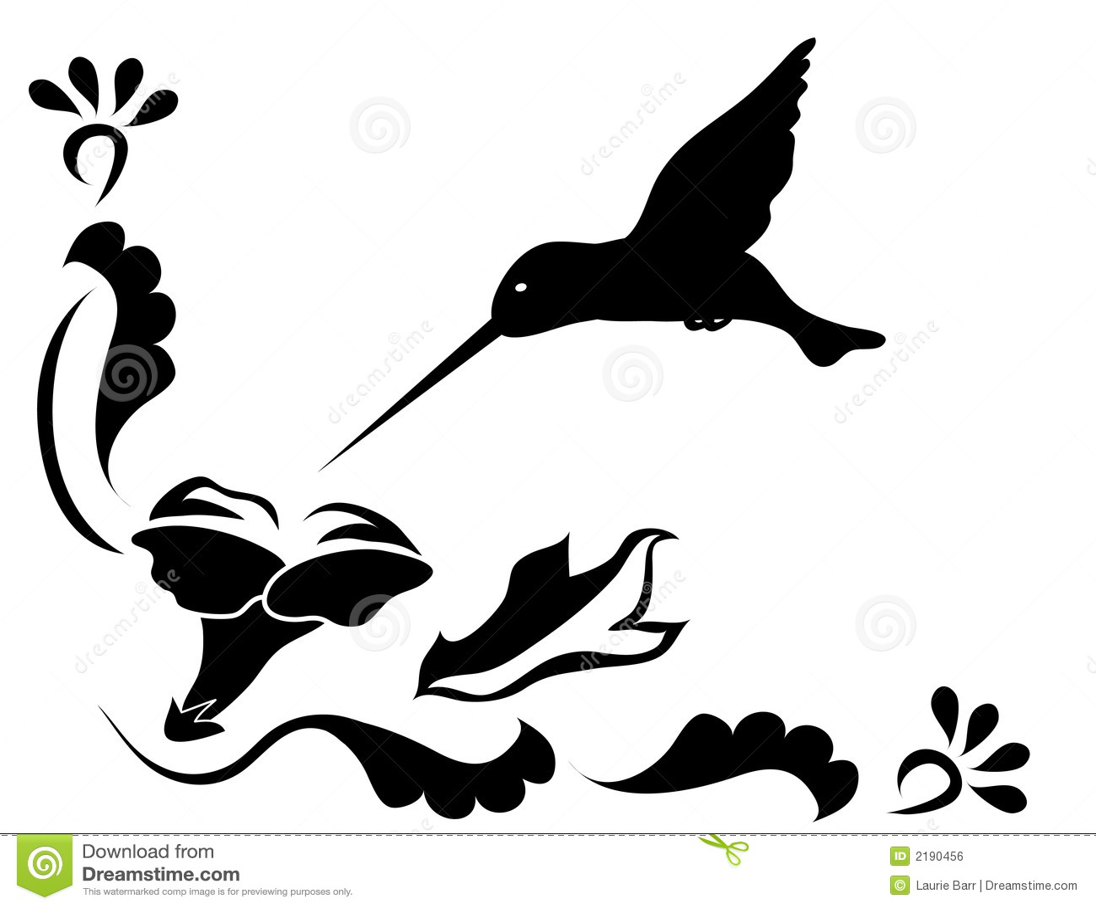 Humming Bird Royalty Free Stock Image